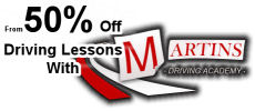 Low Cost Driving Lessons From MDA
